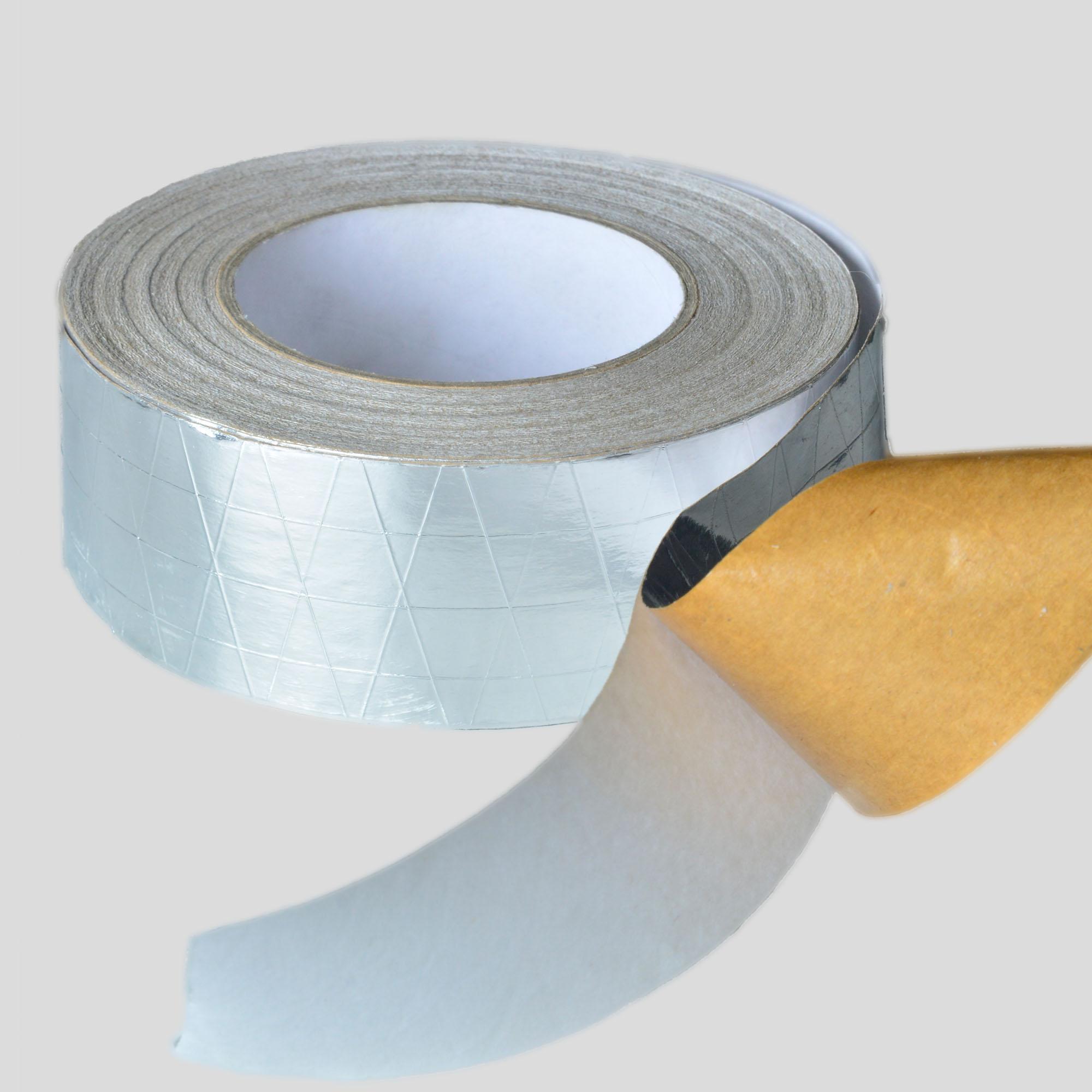 Alüminyum yapışkan bant: özellikleri, çeşitleri, özellikleri