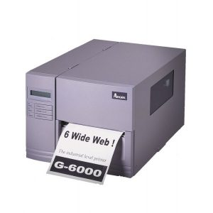 Agox g6000 Endustriyel Barkod Yazıcı